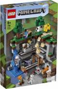 LEGO® Minecraft™ Das erste Abenteuer 542 Teile 21169