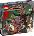 LEGO® Minecraft™ Die Dschungel Ungeheuer 489 Teile 21176
