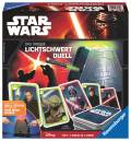 Ravensburger Kinderspiel Reaktionsspiel Star Wars Das große Lichtschwert Duell 21209