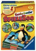 Ravensburger Meine ersten Spiele Spielesammlung Kunterbunter Spielezoo 21269
