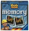 72 Karten Ravensburger Kinderspiel Legekartenspiel Bob der Baumeister memory 21274