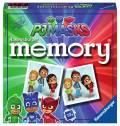 72 Karten Ravensburger Kinderspiel Legekartenspiel PJ Masks memory 21322