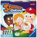 Ravensburger Kinderspiel Geschicklichkeitsspiel Spinner Challenge 21367