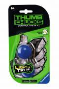 Ravensburger Kinderspiel Geschicklichkeitsspiel Thumb Chucks blau 21384