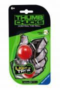 Ravensburger Kinderspiel Geschicklichkeitsspiel Thumb Chucks rot 21388