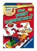 Ravensburger Meine ersten Spiele Zuordnungsspiel Was passt zusammen? 21402
