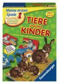 Ravensburger Meine ersten Spiele Zuordnungsspiel Tiere und ihre Kinder 21403