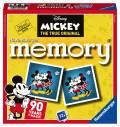 72 Karten Ravensburger Kinderspiel Legekartenspiel Disney Mickey Maus memory 21411