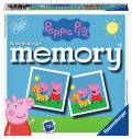 72 Karten Ravensburger Kinderspiel Legekartenspiel Peppa Pig memory 21415