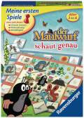 Ravensburger Meine ersten Spiele Gedächtnis- und Suchspiel Der Maulwurf schaut genau 22167