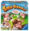 Ravensburger Kinderspiel Reaktionsspiel Sau-Bande! 22267