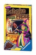 Ravensburger Mitbringspiel Sammelspiel Schoko Hexe 23082
