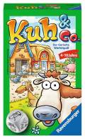 Ravensburger Mitbringspiel Würfelspiel Kuh & Co. 23160