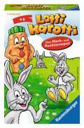 Ravensburger Mitbringspiel Gedächtnisspiel Lotti Karotti 23162