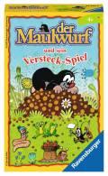 Ravensburger Mitbringspiel Gedächtnisspiel Der Maulwurf und sein Versteck-Spiel 23244