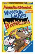 Ravensburger Mitbringspiel Quiz- Und Würfellaufspiel M&B Wissen & Lachen Deutschland 23382