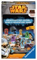 Ravensburger Mitbringspiel Bluffspiel Star Wars Rebels Abenteuer auf Lothal 23398