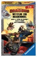 Ravensburger Mitbringspiel Taktisches Laufspiel Dragons Wettflug zur Dracheninsel 23399