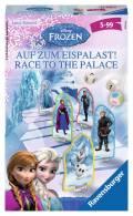Ravensburger Mitbringspiel Taktisches Laufspiel Disney Frozen Auf zum Eispalast 23402