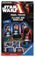 Ravensburger Mitbringspiel Reaktionsspiel Star Wars VII The Resistance Bilde das stärkste Team 23405