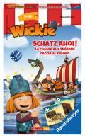 Ravensburger Mitbringspiel Sammel- und Aktionsspiel Wickie Schatz ahoi! 23406