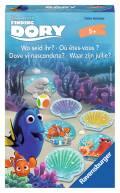 Ravensburger Mitbringspiel Sammelspiel Disney Pixar Findet Dory Wo seid ihr? 23417