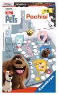 Ravensburger Mitbringspiel Würfellaufspiel The Secret Life of Pets Pachisi 23418