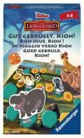 Ravensburger Mitbringspiel Würfellaufspiel Disney König der Löwen Gut gebrüllt, Kion! 23423