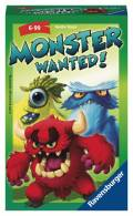 Ravensburger Mitbringspiel Merkspiel Monster Wanted! 23428
