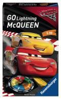 Ravensburger Mitbringspiel Laufspiel Disney Pixar Cars 3 Gib Gas, McQueen! 23437