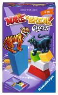 Ravensburger Mitbringspiel Geschicklichkeitsspiel Make 'n' Break Circus 23445