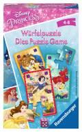 Ravensburger Mitbringspiel Wettlaufspiel Disney Princess Würfelpuzzle 23452
