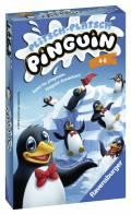 Ravensburger Mitbringspiel Geschicklichkeitsspiel Plitsch-Platsch Pinguin 23461