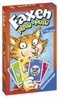 Ravensburger Mitbringspiel Kartenspiel Faxen Mau-Mau 23462