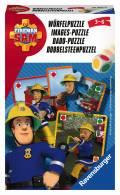 Ravensburger Mitbringspiel Geschicklichkeitsspiel Feuerwehrmann Sam Würfelpuzzle 23464