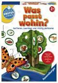 Ravensburger Spielend Erstes Lernen Zuordnungsspiel Was passt wohin? 24720