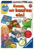 Ravensburger Spielend Erstes Lernen Zuordnungsspiel Komm wir kaufen ein 24721