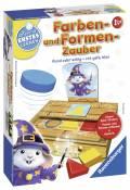 Ravensburger Spielend Erstes Lernen Zuordnungsspiel Farben- und Formen-Zauber 24723