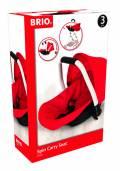 Brio Spielzeug Rollenspiel Puppen Autositz für Spin Puppenwagen 24904000