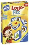 Ravensburger Spielend Erstes Lernen Logikspiel Logo-Fix 24931