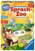 Ravensburger Spielend Neues Lernen Sprach-Lernspiel Der verdrehte Sprach-Zoo 24945
