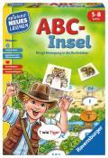 Ravensburger Spielend Neues Lernen Aktionsspiel ABC-Insel 24952
