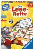 Ravensburger Spielend Neues Lernen Lese-Lernspiel Die Lese-Ratte 24956