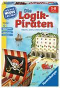 Ravensburger Spielend Neues Lernen Logikspiel Die Logik-Piraten 24969