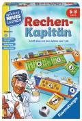 Ravensburger Spielend Neues Lernen Rechenspiel Rechen-Kapitän (1-20) 24972