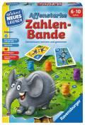 Ravensburger Spielend Neues Lernen Geschicklichkeitsspiel Affenstarke Zahlenbande 24973