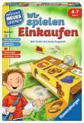 Ravensburger Spielend Neues Lernen Sammelspiel Wir spielen Einkaufen 24985