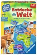 Ravensburger Spielend Neues Lernen Zuordnungs- und Legespiel Entdecke die Welt 24990