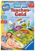 Ravensburger Spielend Neues Lernen Rechenspiel Rund ums Taschengeld 24996