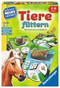 Ravensburger Spielend Neues Lernen Natur-Lernspiel Tiere füttern 25034